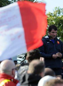 France v Tonga: Teams