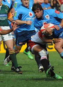 francois venter blue bulls v lions 2011