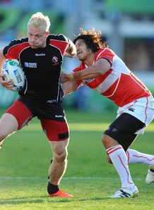phil mackenzie canada v japan rwc 2011