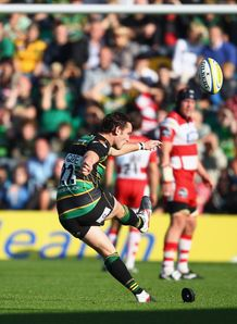 ryan lamb saints v gloucester