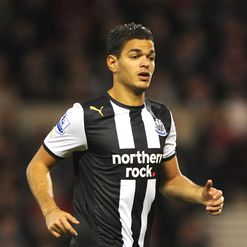 Ben Arfa: Injured