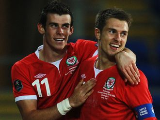 Bale and Ramsey: Wales' dynamic duo