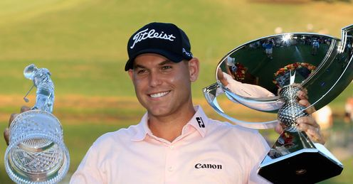 Haas: didn't realise he'd won the FedEx Cup
