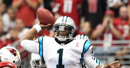 Number one: Newton is football's Michael Jordan, says Kevin Cadle