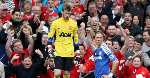 Fernando Torres: will he get more chances to score against Man Utd?