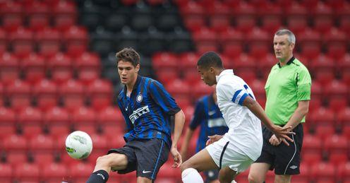 Tottenham Inter Milan NextGen