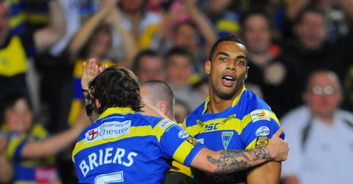 Warrington: favourites for Grand Final glory