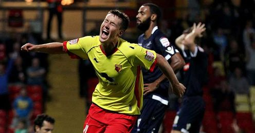 Forsyth: Has hit the ground running at Vicarage Road