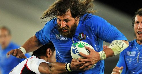 Martin Castrogiovanni