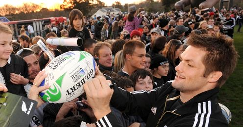 Will McCaw lead New Zealand to glory?