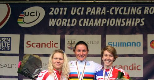 Storey: On top (Photo from British Cycling)