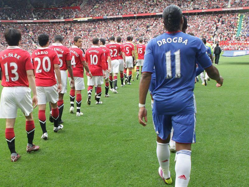 Man U Vs Chelsea: Rivalitas Manchester United X Chelsea (update: A-Z Of