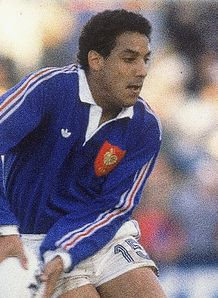 1987 Rugby World Cup serge blanco