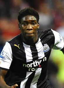Picture of Sammy Ameobi
