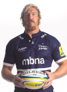 Andy Powell Sale Sharks