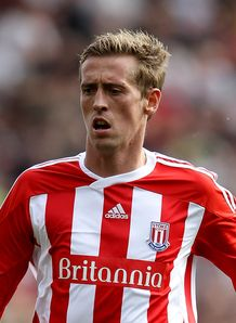 Picture of Peter Crouch