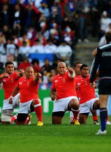 France v Tonga - sips tau