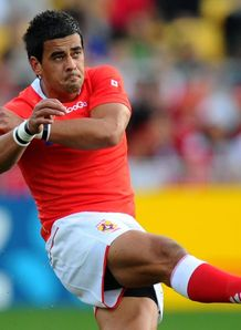 France v Tonga Kurt Morath