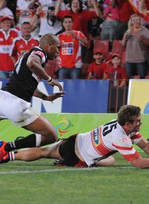 Jaco Taute Lions currie cup final
