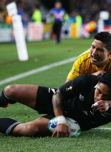 All Blacks stay on track