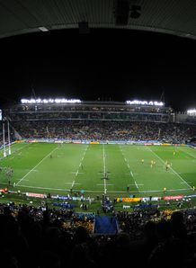 View of Eden PArk stadium RWC SF