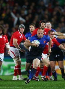Wales v France - William Servat