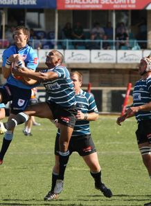 bjorn basson blue buls v griquas CC 2011