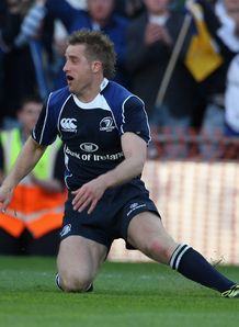 luke fitzgerald leinster 2011