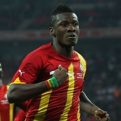 Gyan: Amongst the goal-scorers