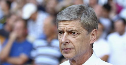 Wenger: could finish below Spurs for the first time