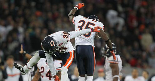 Chicago Bears: Winners at Wembley