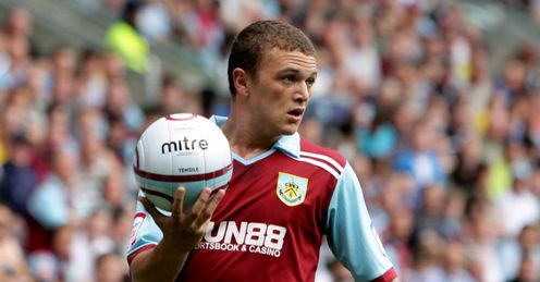 Kieran Trippier: Hoping a loan spell at Burnley will help him to force his way into Man City's plans