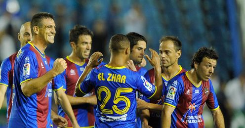 Levante: A football fairytale