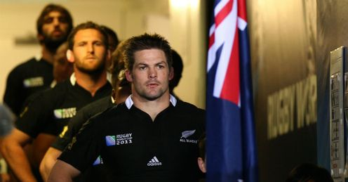 McCaw: World Cup winning captain in waiting