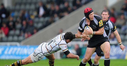 Wasps and Newcastle need investment says Walder