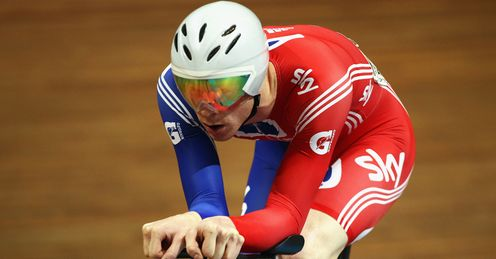 Ed Clancy: prepared to put the hard work in