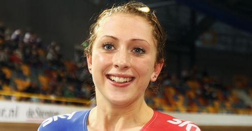 Laura Trott: reflects on European success before heading off to Colombia