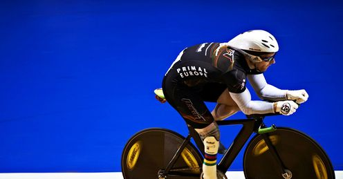 Jody Cundy in action in Manchester (photo: www.britishcycling.org.uk)