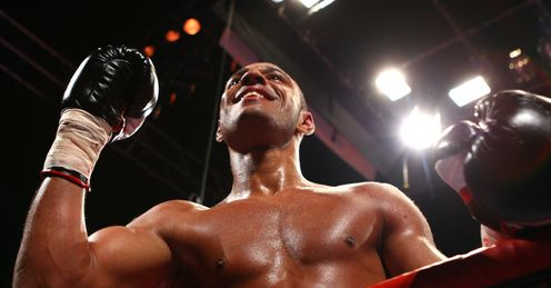 Bright future: Brook has the appeal go beyond boxing, says Jim