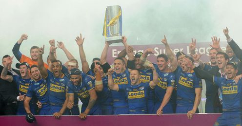 Winds of change: would Leeds find it tougher to win the title if a draft system was in place?