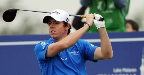 McIlroy: will he be the man in Shanghai?