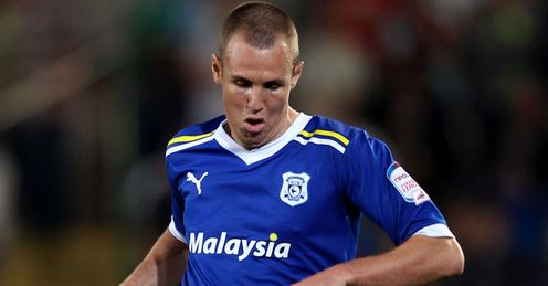 Kenny do it?: Bluebirds forward Miller wants to help his side upset Liverpool