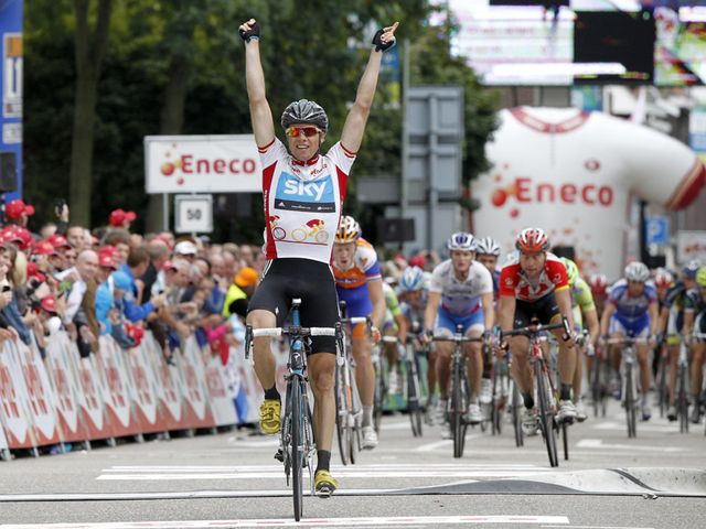 Boasson Hagen: Victory in 2011 edition