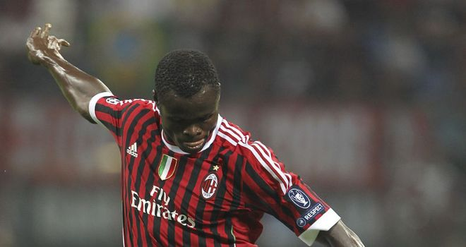Taiwo: I'm suffering at Milan