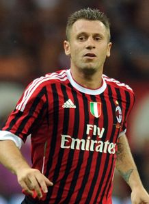 Picture of Antonio Cassano
