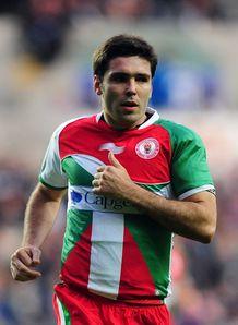 Dimitri Yachvili biarritz away kit heineken cup 2011