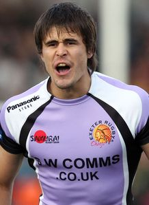 Ignacio Mieres Exeter Chiefs 2011