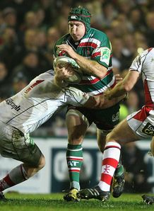 Leicester v Ulster Thomas Waldrom