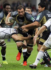 Mamuka Gorgodze for Montpellier