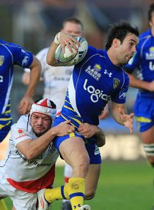 Morgan Parra Clermont vs Ulster